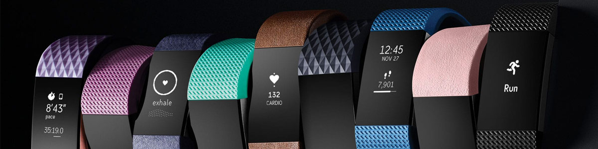 fitbit charge 2 opaska fitness