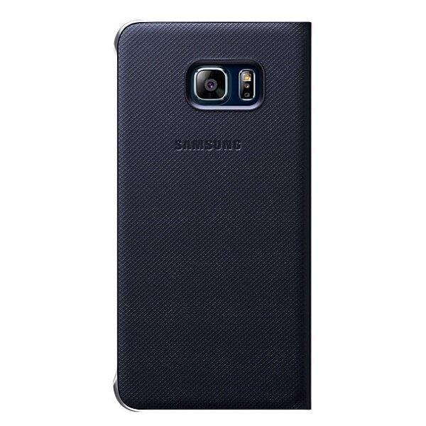 1a425cec0f2b7a Etui Flip Cover do Samsung Galaxy S6 Edge Plus, Czarny, 89,00 zł ...