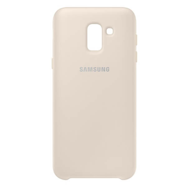 newest c72c4 90ed3 Etui Dual Layer Cover do Samsung Galaxy J6 złote