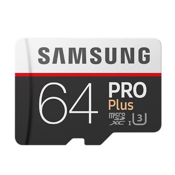 Karta Pamieci Microsd Samsung Pro Plus 64gb Z Adapterem 209 00 Zl