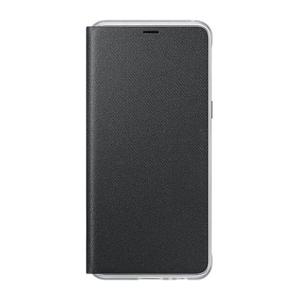 5f12f0f8c6 ... Samsung Etui Neon Flip Cover do Galaxy A8 (2018) Czarny ...