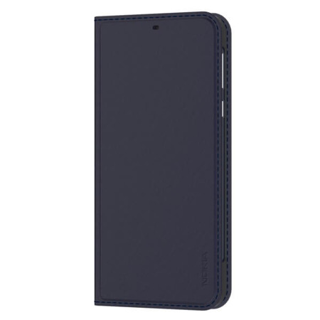 Etui Entertainment Flip Cover CP-270 do Nokia 7.1 niebieskie