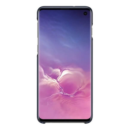 Etui LED Cover do Samsung Galaxy S10 czarne
