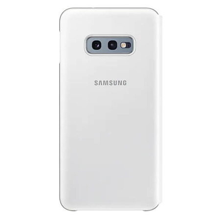 Etui LED View Cover do Samsung Galaxy S10e białe