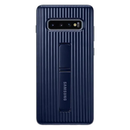 Etui Protective Standing Cover do Samsung Galaxy S10+ czarne