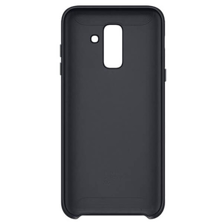 Samsung Galaxy A6+ (2018) Dual layer cover black